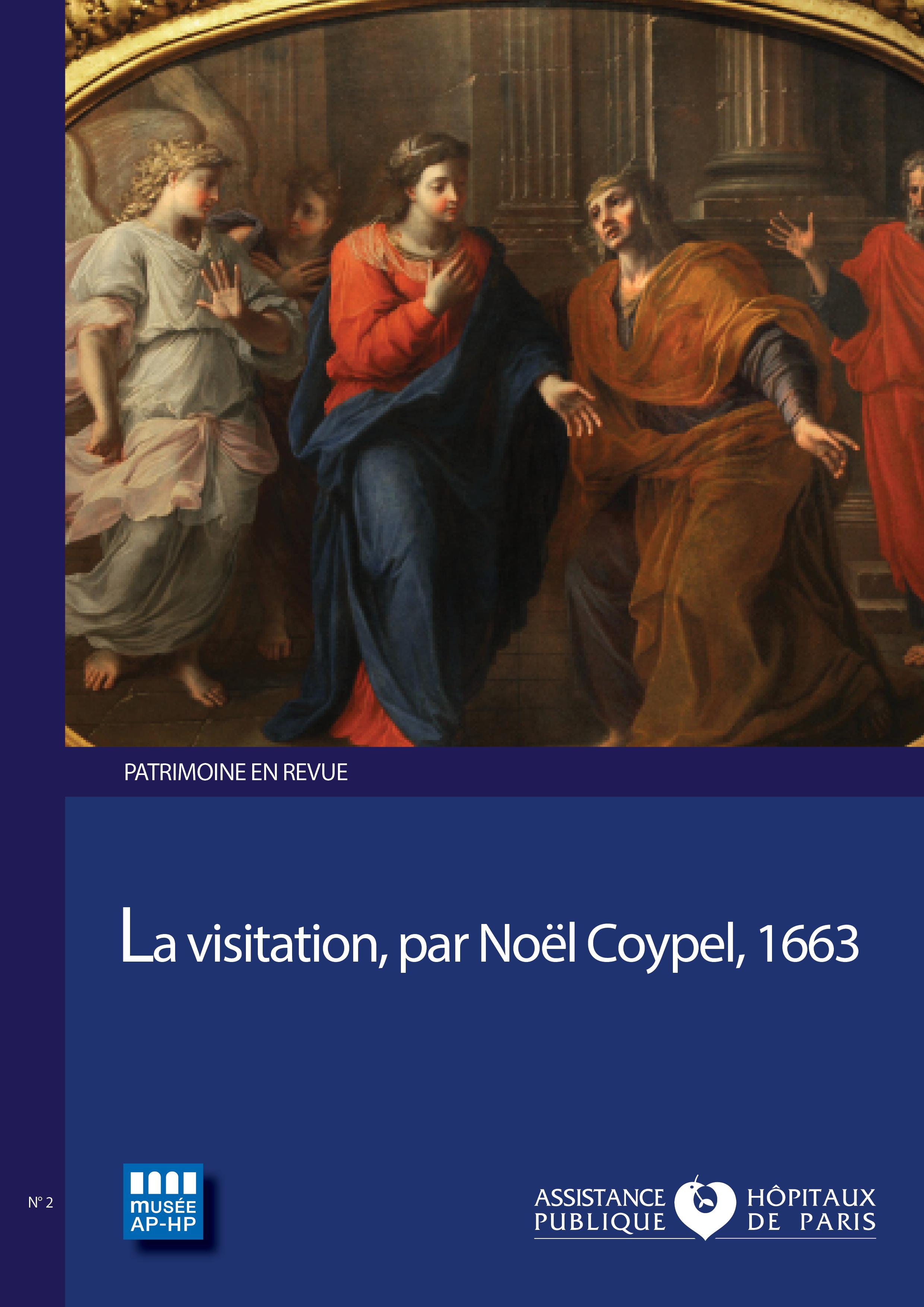 Patrimoine en revue, La visitation, de N. Coypel
