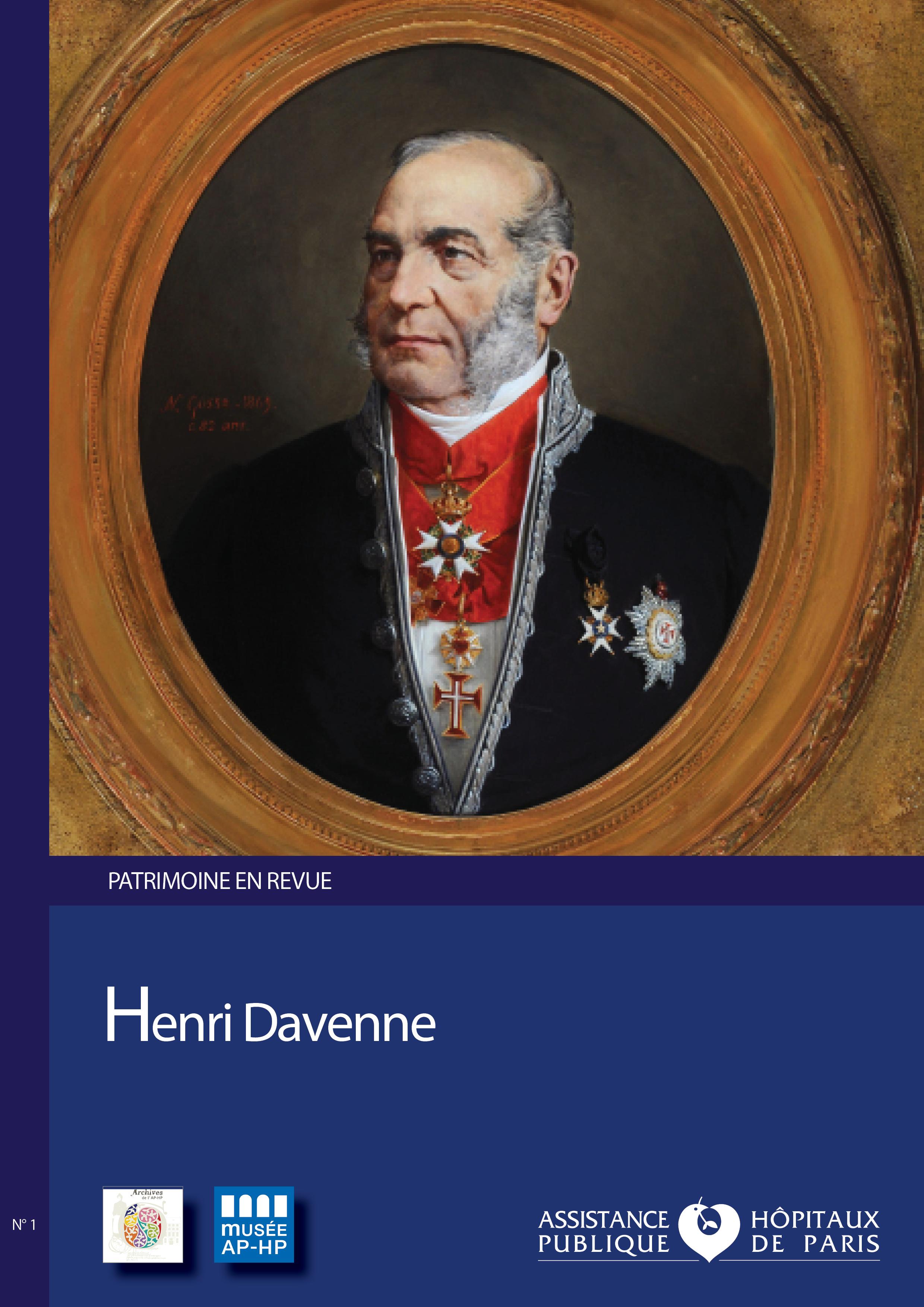 Patrimoine en revue, Henri Davenne