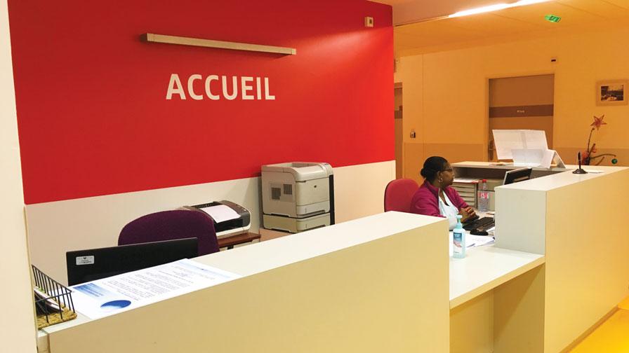 Travaux pour l'accueil de l'urologie dans le bâtiment Port-Royal, hôpital Cochin - 1 M€