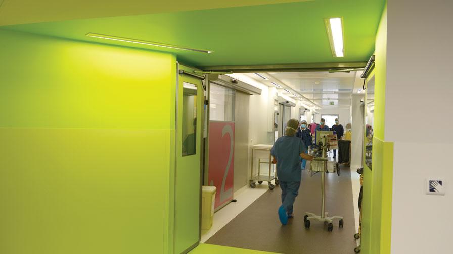 Ouverture de nouveaux blocs, hôpital Armand-Trousseau - 3,65 M€