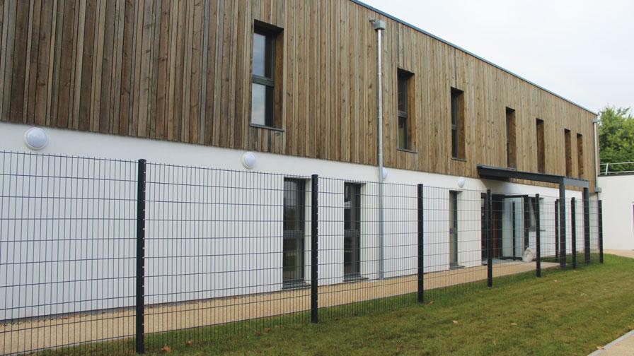 Nouveau bâtiment de psychiatrie de l'adolescent, hôpital Louis-Mourier - 2,6 M€