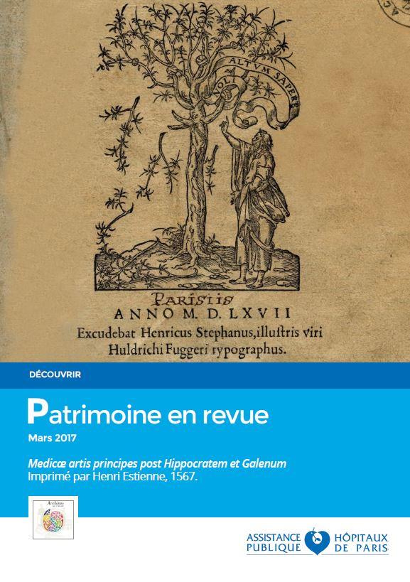 Patrimoine en revue - Medicae artis principes