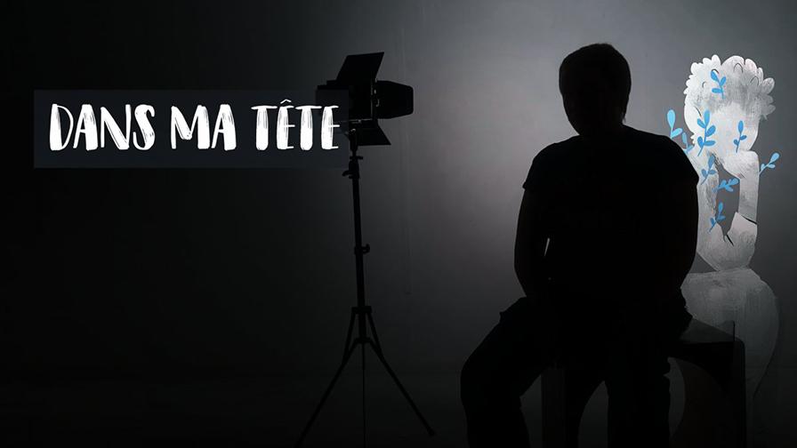 """Dans ma tête"" série documentaire"
