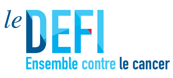 Logo Le Défi Ensemble contre le cancer