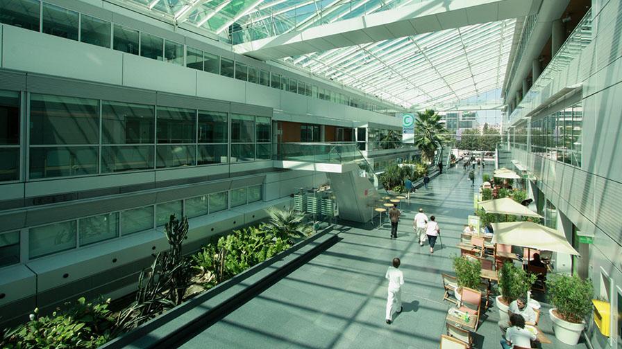 Hôpital Européen Georges-Pompidou AP-HP