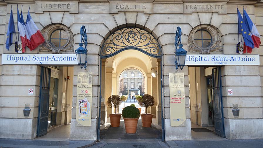 Hôpital Saint Antoine AP-HP