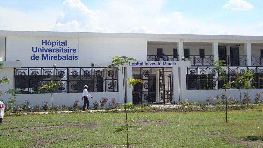 Hôpital Universitaire de Mirebalais Haiti