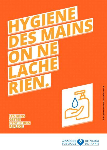 lavages des mains