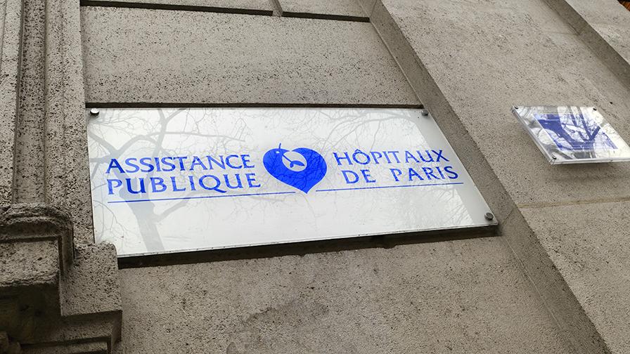 Logo Assistance Publique - Hôpitaux de Paris