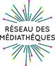 logo reseau médiathèques