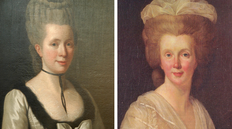 Madame Necker, XVIIIe, Musée de l'AP-HP
