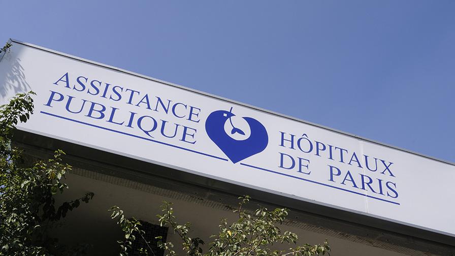 Logo de l'Assistance publique - Hôpitaux de Paris