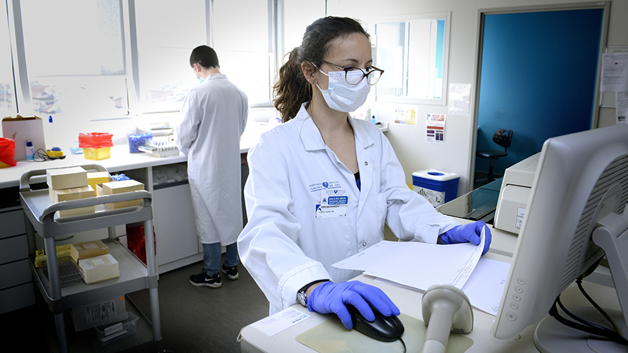 Service de virologie - Hôpital La Pitié-Salpêtrière AP-HP