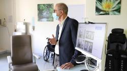 Déploiement du dispositif CoVisio pour maintenir le lien entre les patients et leurs proches