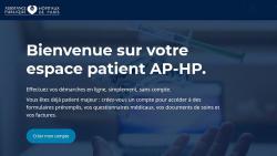 Depuis 2019, plus d'un million et demi d'utilisateurs uniques ont déjà utilisé « l'espace patient » accessible depuis www.aphp.fr
