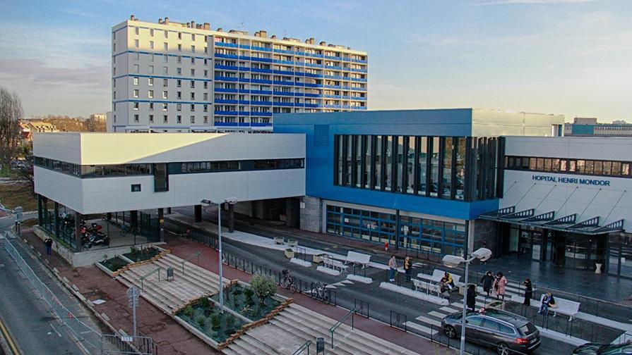 Hôpital Henri Mondor