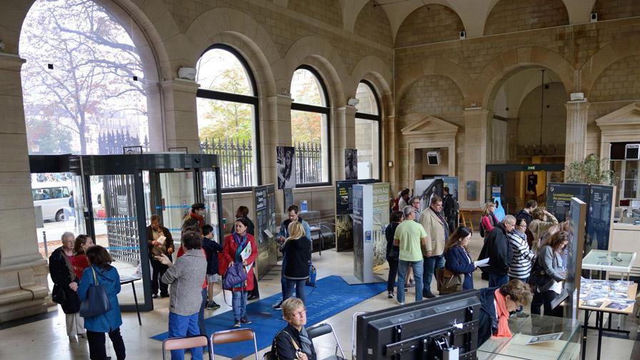 JEP 2016 - Hôtel-Dieu. Exposition éphémère, par le musée et les archives de l'AP-HP