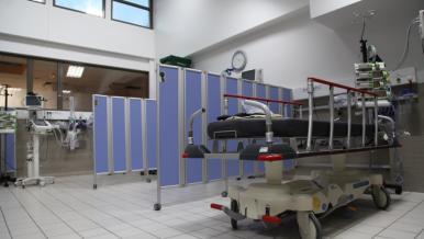 Rénovation de l'unité d'hospitalisation de courte durée et de la radiologie, urgences, hôpital Avicenne - 800 000€