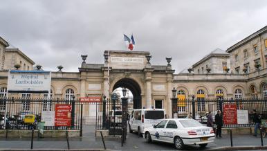 Hôpital Lariboisière