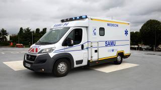 Don d'ambulances