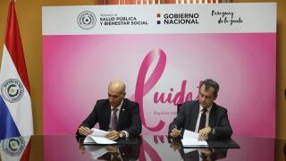 Partenariat avec le ministère de la santé du Paraguay et AP-HP International