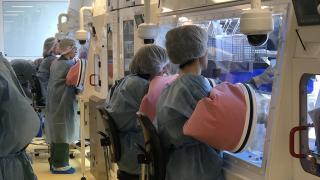 Unité de préparations stériles ophtalmologiques et oncologiques (UPSO2)
