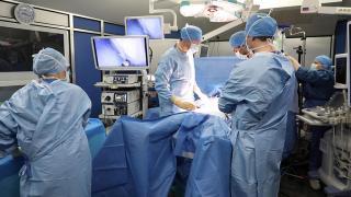 Chirurgie hépatique mini-invasive en ambulatoire