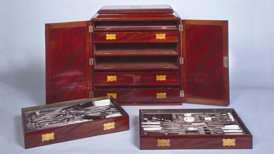 """Patrimoine en revue, """"L'aventure de la chirurgie : 1789 - 1840"""""""