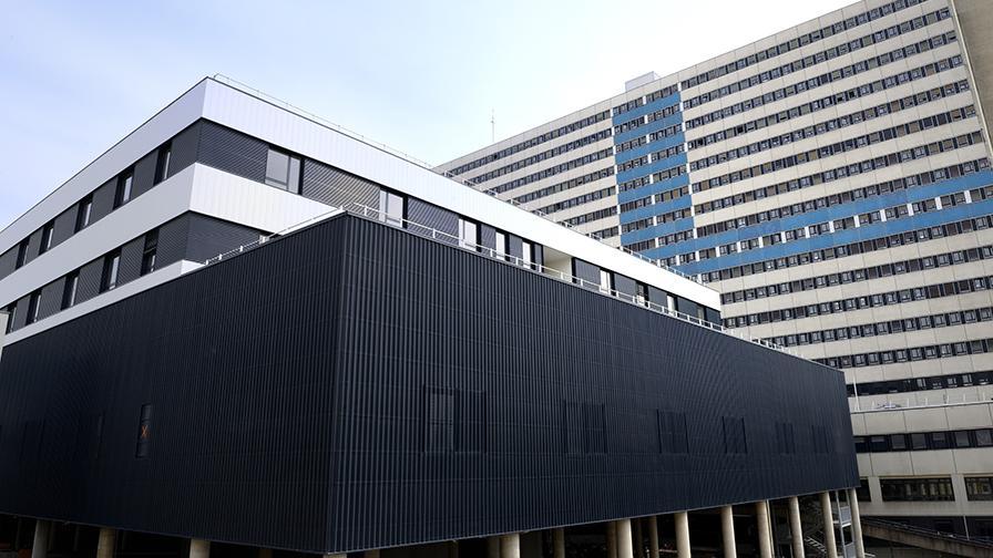 Bâtiment RBI Henri Mondor AP-HP