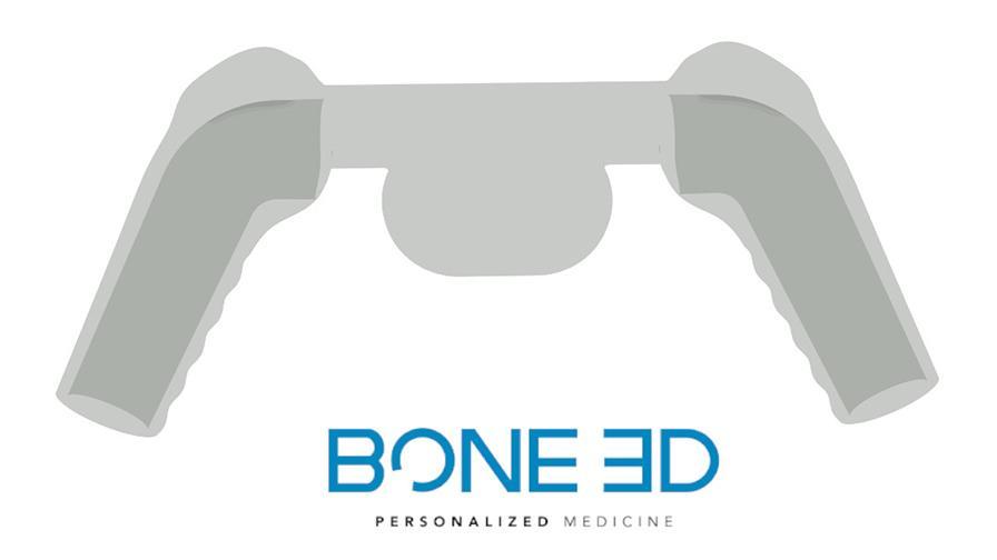 Conformateur narinaire BONE 3D