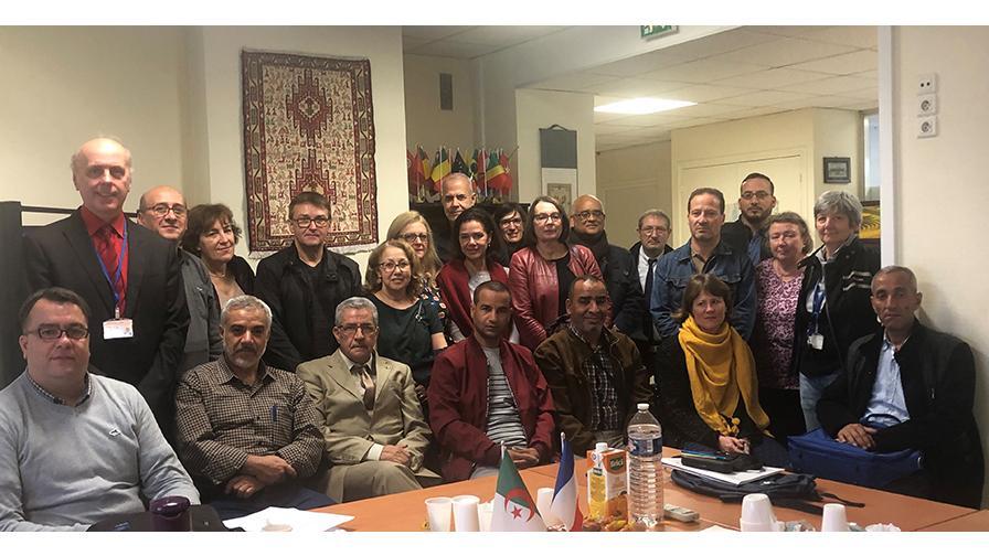 Coopération avec l'Algérie dans le domaine du Management paramédical