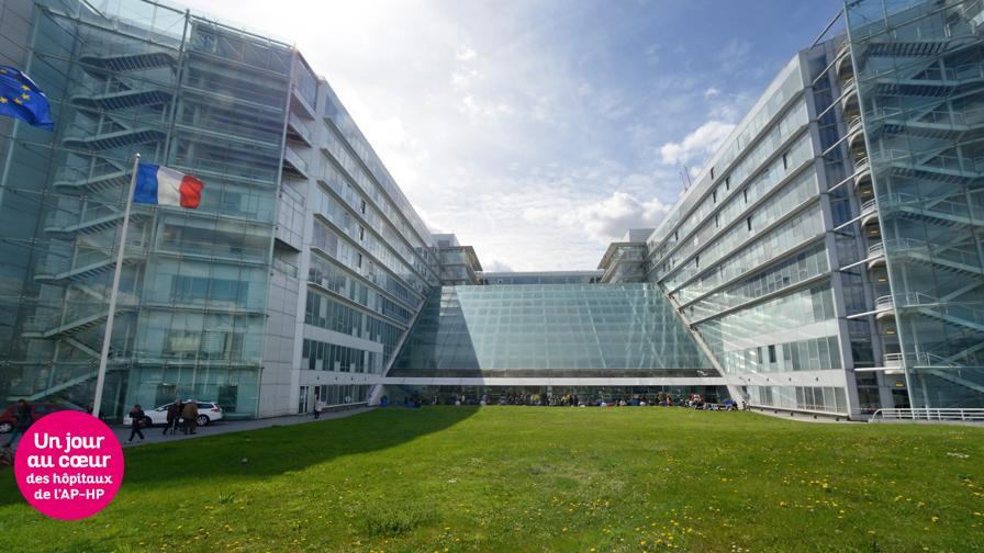 JPO à l'hôpital européen Georges-Pompidou AP-HP