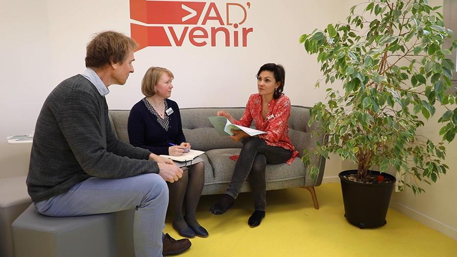 Inauguration Ad'Venir Robert Debré