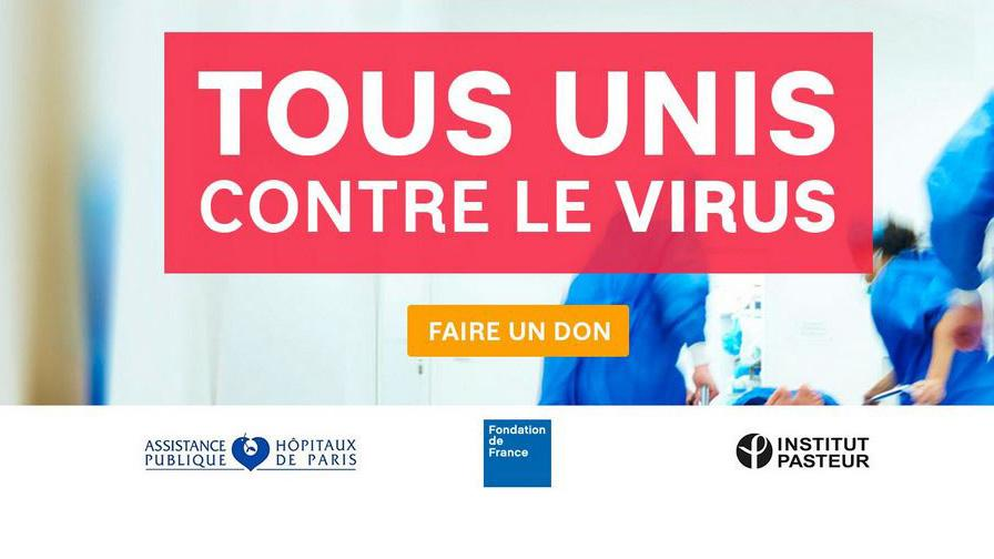 Alliance Tous unis contre le virus