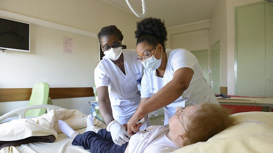 Unité de gériatrie aiguë - hôpital Paul Brousse AP-HP