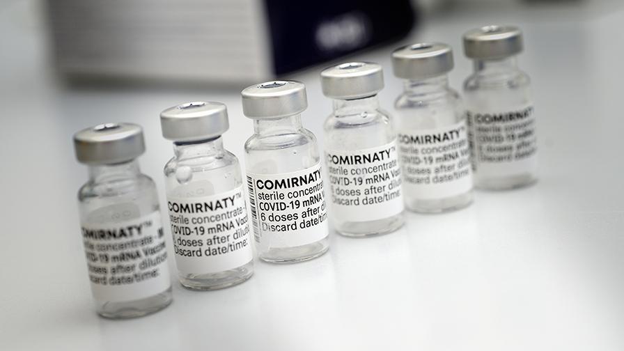 Vaccin Pfizer / BioNTech