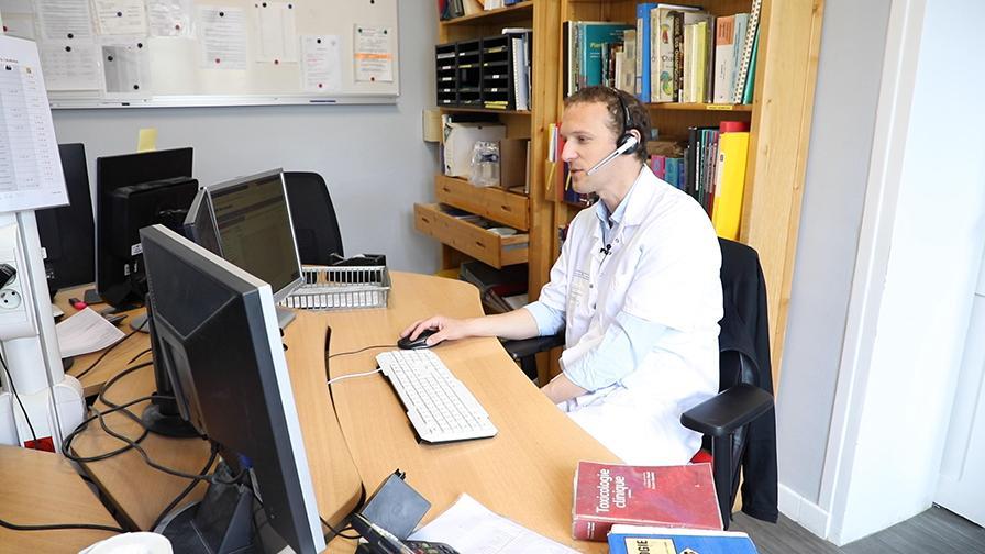 Centre Antipoison et de Toxicovigilance de Paris