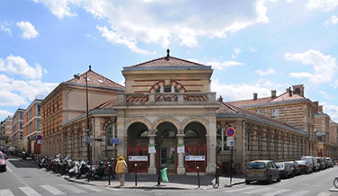 Hôpital Bretonneau