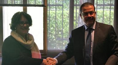 Poursuite du partenariat avec le CHU Ibn Sina de Rabat au Maroc