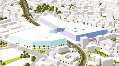 Futur Campus hospitalo-universitaire Grand Paris-Nord à Saint-Ouen-sur-Seine : les prochaines étapes de la post-concertation publique