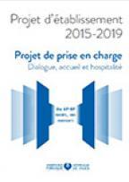 Projet de prise en charge 2015-2019