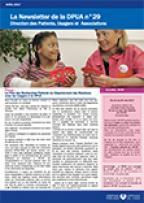 Newsletter de la Direction des Patients, Usagers et Associations, n°29 avril 2017
