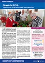 Newsletter de la Direction des Patients, Usagers et Associations, n°46 – Novembre-Décembre 2018