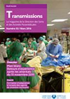 Transmissions, magazine de la DSAP, n°53