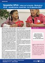Newsletter de la Direction des Patients, Usagers et Associations, n°37 janvier 2018