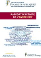 Rapport d'activité 2017 de la Direction spécialisée des finances publiques pour l'AP-HP