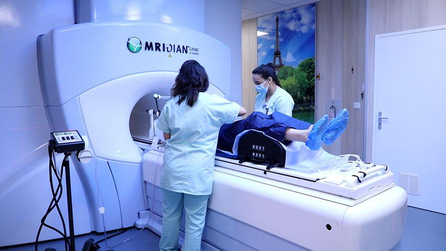 Ouverture aux patients de l'IRM-Linac à l'hôpital La Pitié-Salpêtrière AP-HP