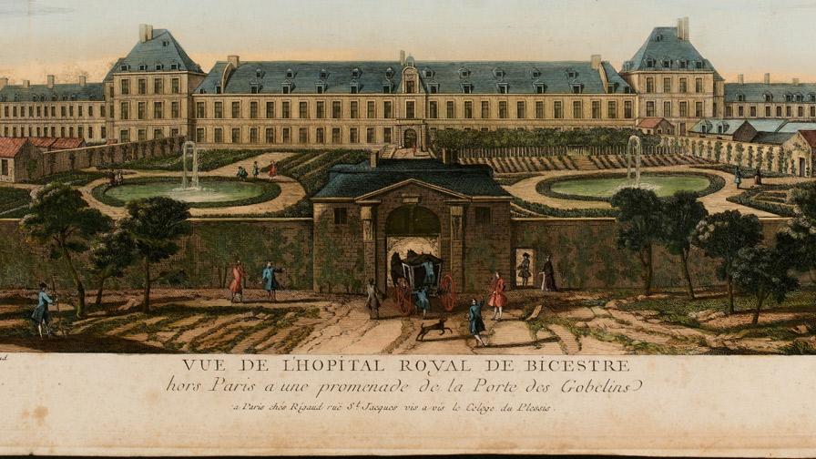 BAP_Exposition, Bicêtre une histoire de l'hôpital