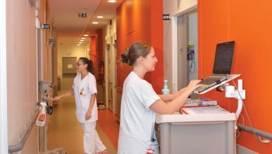 Transfert et rénovation, Médecine interne et immunologie clinique, hôpital Pitié-Salpêtrière - 6,4 M€