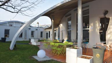 Travaux d'humanisation du pavillon de L'Orbe, hôpital Charles-Foix - 2,8 M€